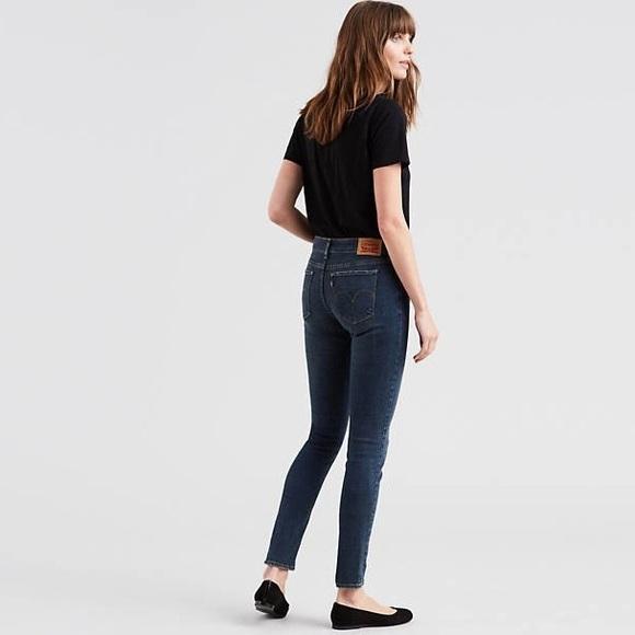 9858f0e16e1 Levi's Jeans | Levis 711 Skinny Little Secret | Poshmark
